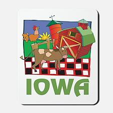 Iowa Farm Mousepad