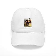 Hot Monkey Sax Baseball Cap