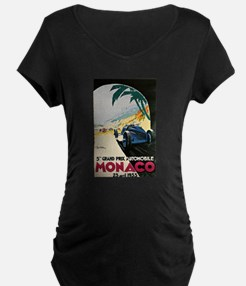 Monaco 5th Grand Prix Automobile 1933 T-Shirt