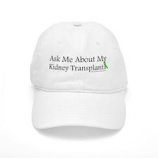 Ask Me Kidney Baseball Cap