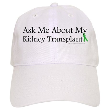 Ask Me Kidney Cap