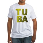 TUBA | Fitted T-Shirt