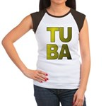 TUBA | Women's Cap Sleeve T-Shirt