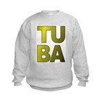TUBA | Kids Sweatshirt