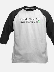 Ask Me Liver Tee