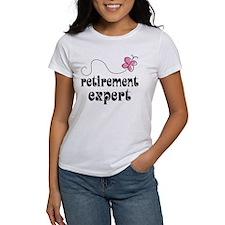 Funny Retirement Expert Tee
