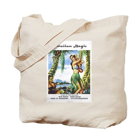 Hawaiian Magic Tote Bag