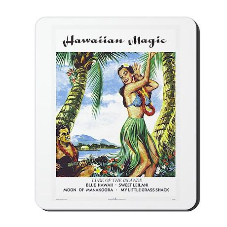 Hawaiian Magic Mousepad