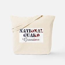 NG Grandma Flag Tote Bag