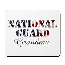 NG Grandma Flag Mousepad