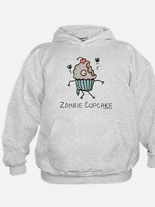 Zombie cupcake Hoodie
