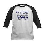 Vermont Ice Storm Kids Baseball Jersey