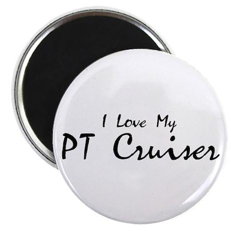 """I love my PT Cruiser 2.25"""" Magnet (10 pack)"""