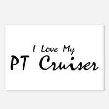 I love my PT Cruiser Postcards (Package of 8)