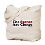 The Stones Are Clones Tote Bag