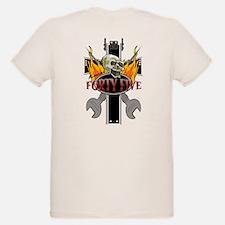 4545black T-Shirt