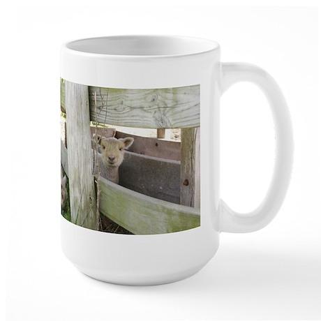 Uh oh! Large Mug