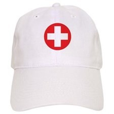 Original Red Cross Baseball Cap