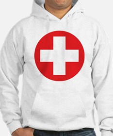 Original Red Cross Hoodie