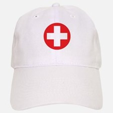 Original Red Cross Baseball Baseball Cap
