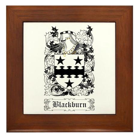 Blackburn Framed Tile