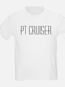 PT Cruiser Kids T-Shirt