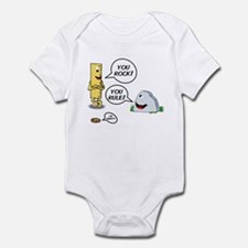 Funny Humor Humorous Gifts Infant Bodysuit