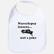 Narcolepsy izzz.. not a joke Bib