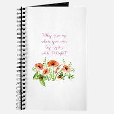 Unique Gladding Journal