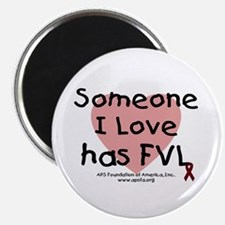 Someone I love has FVL Magnet