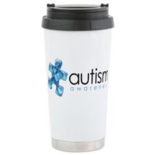 PuzzlesPuzzle (Blue) Travel Mug