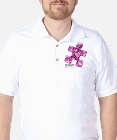 PuzzlesPuzzle (Pink) T-Shirt