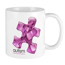 PuzzlesPuzzle (Pink) Mug
