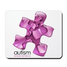 PuzzlesPuzzle (Pink) Mousepad