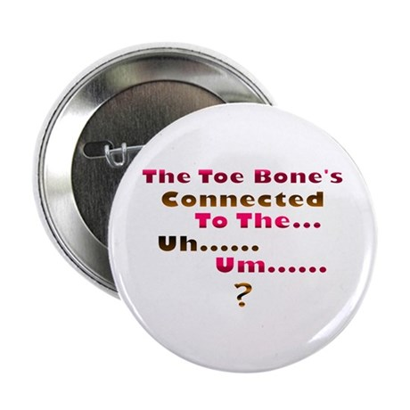 "Toe Bone 2.25"" Button (100 pack)"