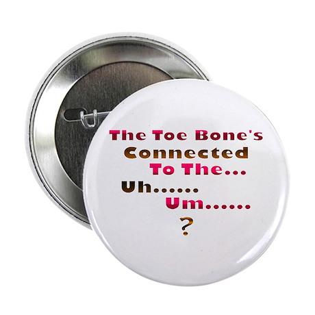 """Toe Bone 2.25"""" Button (10 pack)"""