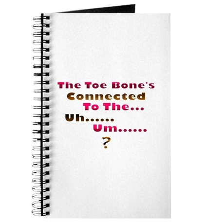 Toe Bone Journal