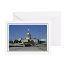 ATL Capitol Greeting Cards (Pk of 10)