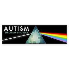 Autism Spectrum Car Car Sticker