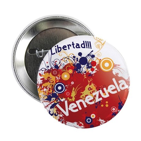"Venezuela 2.25"" Button (10 pack)"