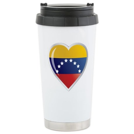VENEZUELA Stainless Steel Travel Mug