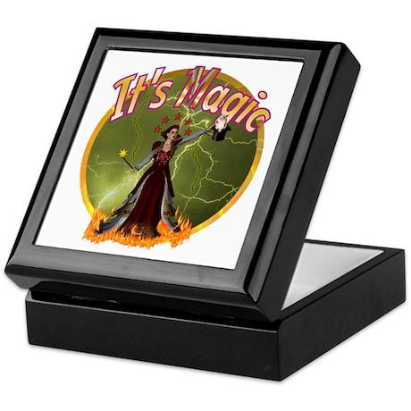 Magic Keepsake Box