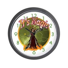 Magic Wall Clock 10inch