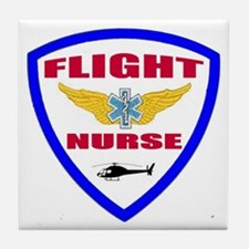 Unique Flight nurse Tile Coaster