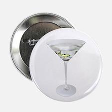 """Martini Fish 2.25"""" Button"""