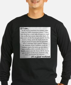 goodweekend Long Sleeve T-Shirt