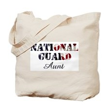 NG Aunt Flag Tote Bag