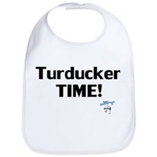 Turducken TIME Bib