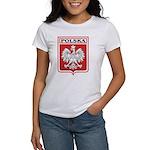 Polska Shield / Poland Shield Women's T-Shirt