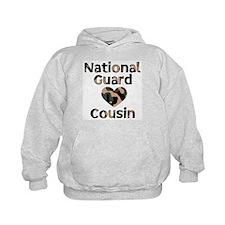 NG Cousin Heart Camo Hoodie